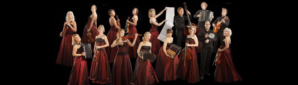 orkesterin ryhmäkuva