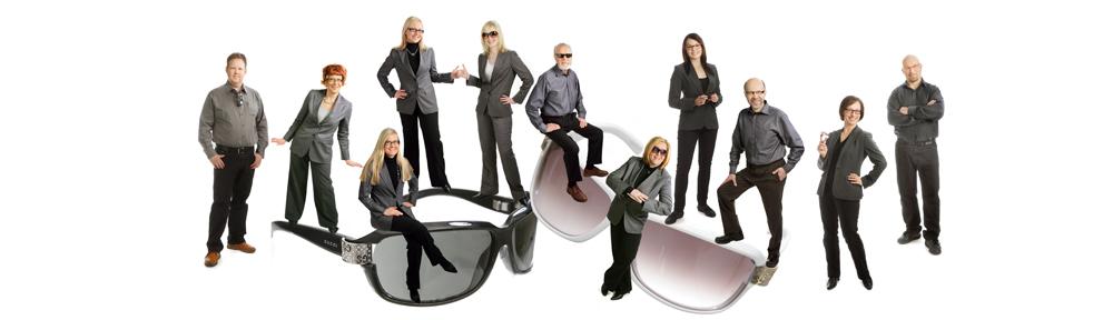 Yrityksen ryhmäkuva